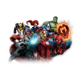 Supereroi vari edizi.varie
