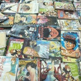 Manga fumetti Giapponesi