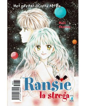 Ransie La Strega nei pressi di una stella volume unico di Ikeno ed. Star Comics