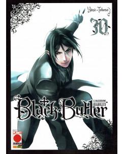 Black Butler n.30 di Yana Toboso Kuroshitsuji Prima ed. Panini