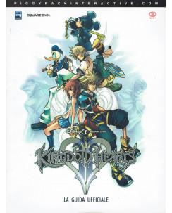 Kingdom Heart 2 Guida completa ufficiale PS2 ed. PIGGYBACK FF17