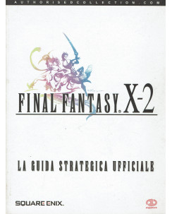 Final Fantasy X-2 Giuda strategica ufficiale italiano ed. PIGGYBACK FF14