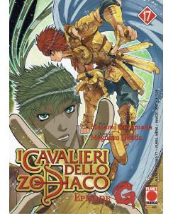 I Cavalieri dello Zodiaco Episode G n.17 di Kurumada Okawa ed. Panini