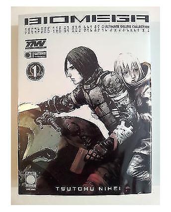 Biomega Ultimate Deluxe Collection n. 1 di Tsutomu Nihei ed. Panini