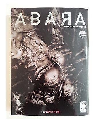 ABARA Ultimate Deluxe Collection di Tsutomu Nihei aut. Biomega ed. Panini