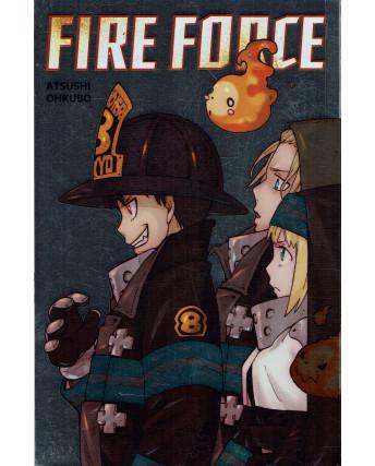 Fire Force  1 VARIANT di Atsuhi Ohkubo ed. PANINI