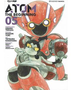 Atom the Beginning  5 original story Tezuka ed. JPop