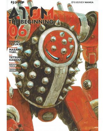 Atom the Beginning  6 original story Tezuka ed. JPop