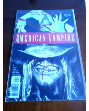 American Vampire N.  2 - Ed. Vertigo  (In Lingua Originale)