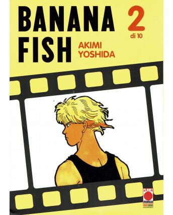 Banana Fish  2 nuova edizione di Akimi Yoshida NUOVO RISTAMPA ed. Panini