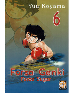 FORZA GENKI ( Forza Sugar ) n. 6 di Koyama ed. GOEN NUOVO