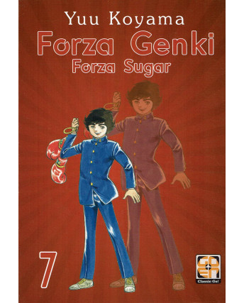 FORZA GENKI ( Forza Sugar ) n. 7 di Koyama ed. GOEN NUOVO