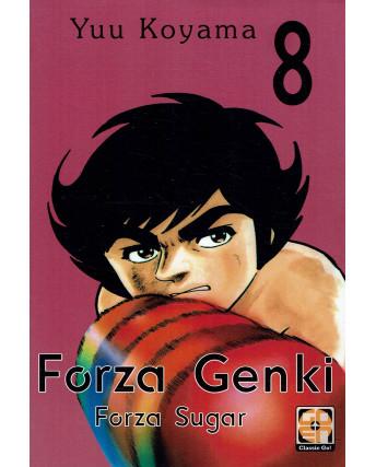 FORZA GENKI ( Forza Sugar ) n. 8 di Koyama ed. GOEN NUOVO