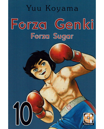 FORZA GENKI ( Forza Sugar ) n.10 di Koyama ed. GOEN NUOVO