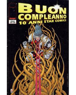 10 anni Star Comics cover D'Anda con Lazarus Ledd ed. Star Comics SU14