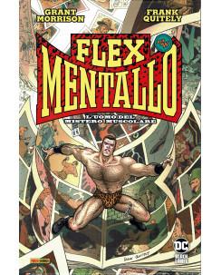 Flex Mentallo di G. Morrison F. Quitely CARTONATO ed. Panini FU19