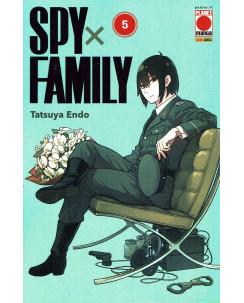 Spy x Family   5 di Tatsuya Endo ed. Panini