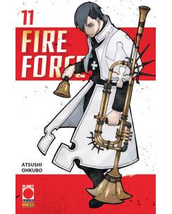Fire Force 11 di Atsuhi Ohkubo RISTAMPA NUOVO ed. PANINI