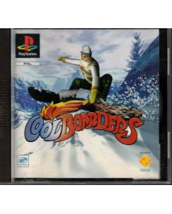 Videogioco Playstation 1 COOL BOARDERS  ITA 3+ libretto PS1