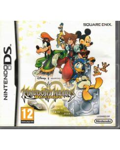 Videogioco Nintendo DS KINGDOM HEARTS Re:Coded PAL EUR ITA libretto