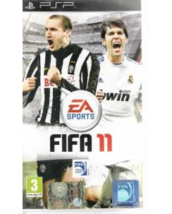 Videogioco PSP Fifa 113+ Ea Sports  ITA libretto