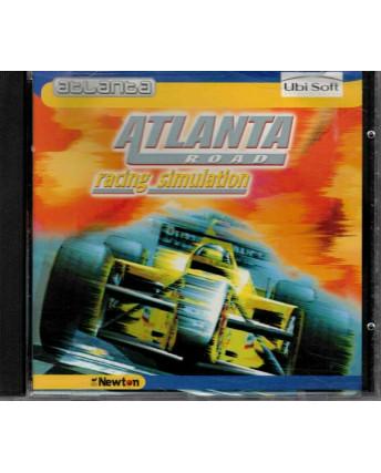 Videogioco PC ATLANTA ROAD Racing Simulation 1997 PC Game Ubisoft