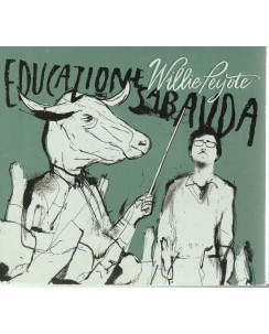 CD18 30 Willie Peyote Educazione Sabauda CD Digipack 15 tracce