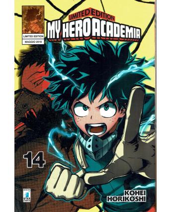 My Hero Academia 14 VARIANT di K. Horikoshi ed. Star Comics NUOVO