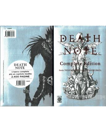 Death Note COMPLETE EDITION capitolo inedito di Ohba Obata NUOVO ed. Panini SC01