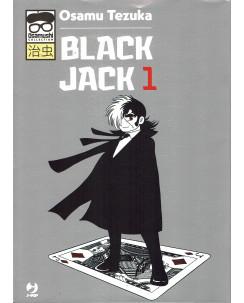 Black Jack  1 di 15 Osamushi Collection di Osamu Tezuka ed. JPOP NUOVO