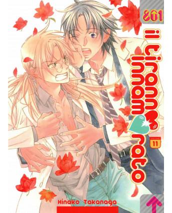 Il tiranno innamorato N.11 di Takanaga YAOI ed. Magic Press NUOVO