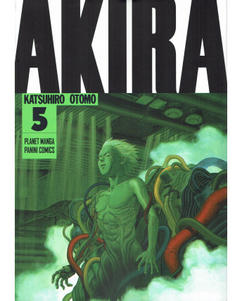 Akira   5 di Katsuhiro Otomo NUOVA EDIZIONE ed. Panini