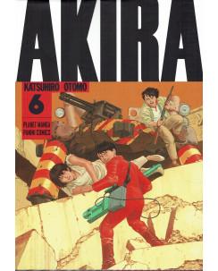 Akira   6 di Katsuhiro Otomo NUOVA EDIZIONE ed. Panini