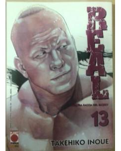Real n.13 di Takehiko Inoue aut. Vagabond RISTAMPA Panini