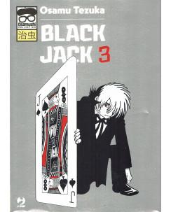 Black Jack  3 di 15 Osamushi Collection di Osamu Tezuka ed. JPOP NUOVO