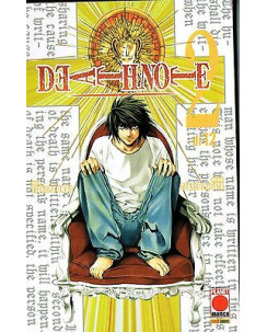 Death Note n. 2 di Tsugumi Ohba, Takeshi Obata RISTAMPA ed. Panini