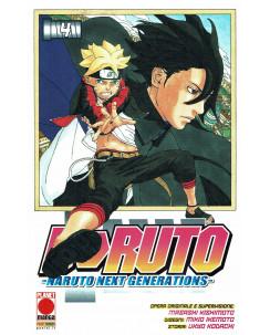 Boruto Naruto Next generation  4 di M. Kishimoto RISTAMPA ed. Panini NUOVO