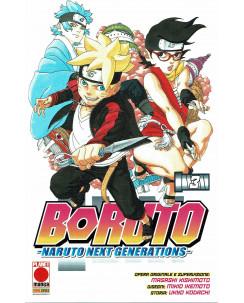 Boruto Naruto Next generation  3 di M. Kishimoto RISTAMPA ed. Panini NUOVO