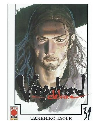 Vagabond Deluxe n. 31 prima ristampa ed.Panini di Takehiko Inoue