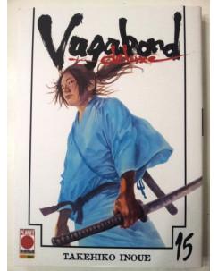 Vagabond Deluxe n.15 di Takehiko Inoue ed. Panini