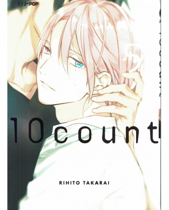 10count  5 di Rihito Takarai ed. JPOP