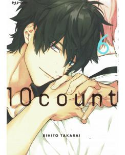 10count  6 di Rihito Takarai ed. JPOP