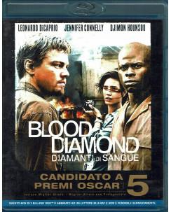 BLOOD DIAMOND Di Caprio THE ISLAND McGregor Boxset 2 Blue Ray ITA USATO