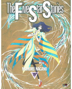 The Five Star stories XV di M. Nagano ed. Flashbook NUOVO