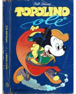 Classici Disney Prima Serie n. 28 Topolino Olè 1968 ed. Mondadori