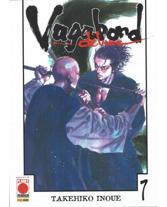 Vagabond Deluxe n. 7  di Takehiko Inoue RISTAMPA ed. Panini NUOVO