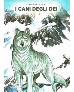 Jiro Taniguchi DELUXE COLLECTION: i cani degli Dei ed. Panini NUOVO FU12