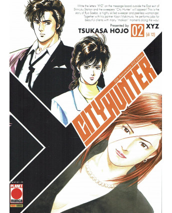 City Hunter XYZ  2 di 12 di Tsukasa Hojo NUOVO ed. Panini