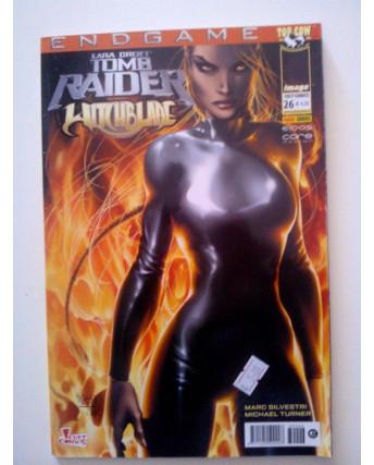 "Image : Tomb Raider/Witchblade ""End Game"" (Lara Croft) - Ed. Panini."