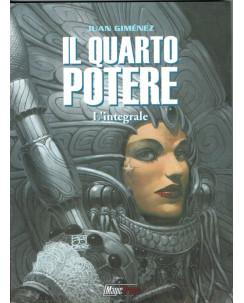 il Quarto Potere di Gimenez INTEGRALE ed.Magic Press NUOVO
